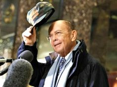 """Trump's Sec of Commerce Wilbur Ross the """"Champion of American Manufacturing"""" - Breitbart"""