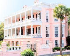 Pink House... Charleston, South Carolina.