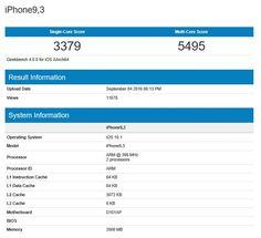 Geekbench iPhone 7: 35 Prozent mehr Leistung als iPhone 6s - https://apfeleimer.de/2016/09/geekbench-iphone-7-35-prozent-mehr-leistung-als-iphone-6s - Auch wenn es jetzt fast nur noch 24 Stunden bis zur iPhone 7 Vorstellung sind, erreicht uns heute ein Geekbench-Report des iPhone 7, der dessen Leistungsspektrum aufzeigen soll. Wenn man den Daten glaubt, dann wird das neue Flaggschiff einen ordentlichen Schub (+ 35 %) an Leistung bekommen. Die...