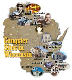 Take the Gangster tour this summer-sounds cool, Wisconsin history dork that I am.