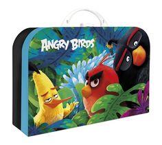 Kufřík Angry Birds Biro, Angry Birds, Lunch Box, Bento Box
