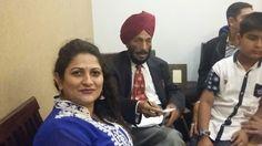 Mikha Singh at Avinash Group Raipur