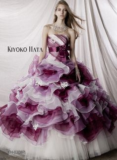 PI119 ~ Kiyoto Hata [RuaBridal.com]
