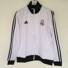 Chaqueta de entrenamiento Real Madrid 2014 2015- Blance - €35.00   d76be9aae5d58
