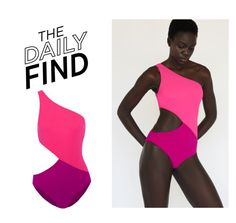 """""""Daily Find: Araks Swimsuit"""" by polyvore-editorial ❤ liked on Polyvore featuring Araks and DailyFind"""