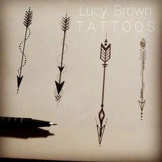 norse arrow tattoos - Google Search