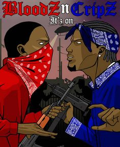 Gangs Bloods and Crips - Is There a Way Out