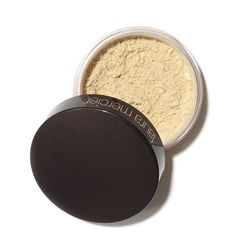 Laura Mercier Translucent Loose Setting Powder is incredibly light, with a feather-soft feel, and easily blended for a natural matte finish, with no settling or caking.