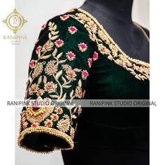 Simple Blouse Designs, Silk Saree Blouse Designs, Stylish Blouse Design, Bridal Blouse Designs, Blouse Patterns, Blouse Models, Work Blouse, Fashion Wear, Pattern Fashion