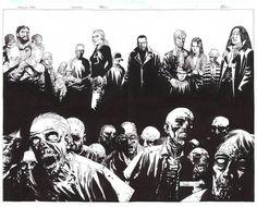 Em Andamento | The Walking Dead – vols. 1 a 11