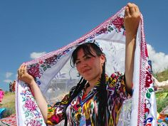 The 14th traditional festival 'Silk and spices' Uzbekistan