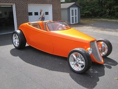 (1933 Ford Roadster Hot Rod)