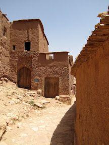 Ait Ben Haddou, Province de Ouarzazate, Maroc, Morocco