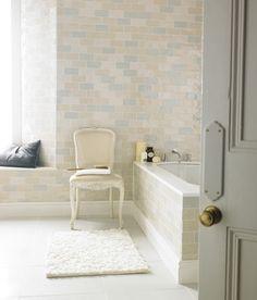 Chic Craquele™ White Tile | Topps Tiles