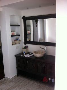 Ante baño remodelado - martinez - Www.arqlgdesign.com