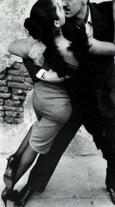 The passion of tango. Isabelle Muñoz - En Jambes, 1995
