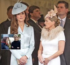 How Sophie Wessex has risen to become the Queen's favorite in-law
