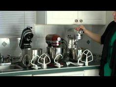 KitchenAid Pro vs. KitchenAid Artisan vs. KitchenAid Classic Compared - YouTube