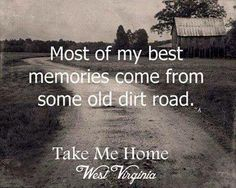 makes me thinking of Rock Run --- Katie's Run in Wirt and Calhoun Co!