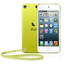 Apple IPOD TOUCH 64GB - AMARILLO(5TH GEN)  Oferta 397,97€ con gastos de envío incluidos