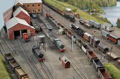 Ackthorpe   Southampton Model Railway Society