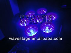 Led Stage Lights, Stage Lighting, Head Light, Sharpie, Beams, Waves, Neon Signs, Wave