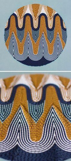 gunjan aylawadi (woven paper!)