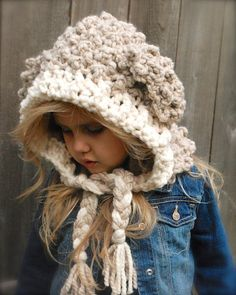 Уникални плетени качулки и шапки за малки принцеси, вдъхновени от майчината любов и природата | LifeStyle Framar.bg