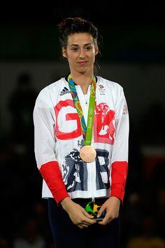 Bronze for Bianca Walkden