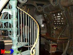 Interior Nautilus  (20,000 Leagues Under the Sea - The Ride)