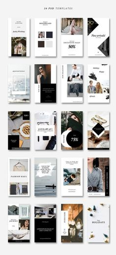 This is our daily iOS app design inspiration article for our loyal readers. Every day we are showcasing a iOS app design whether live on app stores or only designed as concept. Instagram Design, Layout Do Instagram, Instagram Story Template, Instagram Story Ideas, Instagram Templates, Friends Instagram, Insta Instagram, Instagram Fashion, Instagram Banner