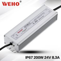 (LPV-200-24) small size AC TO DC power supplier 24v 200w led driver 24V waterproof power supply 200w