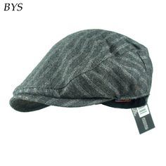 c4eea323b2b Aliexpress.com   Buy 2016 Fashion Herringbone Tweed Gatsby Newsboy Cap Men  Cotton Ivy Hat Golf Hunting Driving Flat Cabbie Flat Unisex Berets Hat from  ...