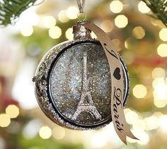 .eiffel ornament...
