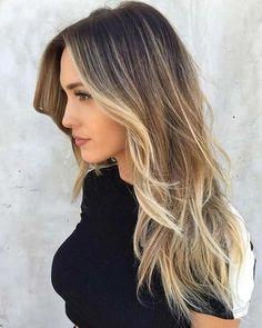 Модные стрижки 2017 для длинных волос