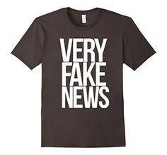 Men's Very Fake News T Shirt Funny Trendy Graphic Tee wit... https://www.amazon.com/dp/B0722796SC/ref=cm_sw_r_pi_dp_x_vOy9yb5S2V0HB