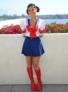 the hottest nerd girl ever. olivia munn as sailor moon :) Sailor Moon Costume, Sailor Moon Cosplay, Olivia Munn, Olivia Wilde, Oklahoma, Under Your Spell, Tv Girls, Widowmaker, Cosplay Girls