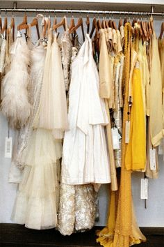 Neutral and yellow