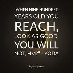 Yoda is one of the most well-known and beloved characters in the Star Wars franchise. Check out these wise Yoda quotes. Most Powerful Jedi, Famous Vampires, Yoda Quotes, Beloved Movie, Running Jokes, The Empire Strikes Back, Greed, Awakening, Best Quotes