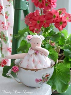 Shabby-Roses-Cottage: Casa de Tilda