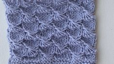 Easy Knitting Patterns, Tutorial, Pasta, Youtube, Tricot, Tejidos, Youtubers, Youtube Movies, Pasta Recipes