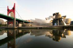 Museet, der satte Bilbao på det internationale landkort
