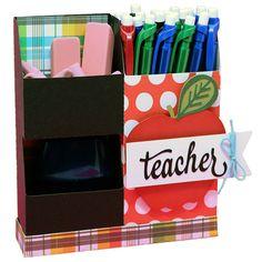 Teacher Two Shelf Storage Organizer