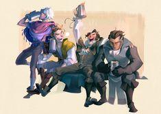 Octopath Traveler, Best Rpg, Fandoms, Fan Art, Fictional Characters, Video Games, Gay, Instagram, Twitter