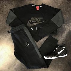 The Effective Pictures We Offer You About sport outfits design A quality picture can tell you many t Cute Nike Outfits, Dope Outfits For Guys, Swag Outfits Men, Teenage Outfits, Cute Comfy Outfits, Tomboy Outfits, Teen Fashion Outfits, Fashion Mode, Tomboy Fashion
