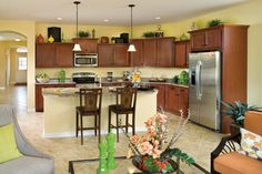 dream kitchen on pinterest oak cabinets kitchen paint