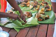 Fast food- Vanuatu style.