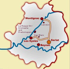 Discover the Painted Caves and Fine Cuisine of the Dordogne Region in France