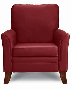 Riley High Leg Recliner by La-Z-Boy
