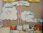 Science: This activity can be used to show students the different forms of clouds when teaching a weather unit. 1st Grade Science, Kindergarten Science, Elementary Science, Teaching Science, Science Education, Weather Kindergarten, Physical Science, Preschool Weather, Teaching Technology